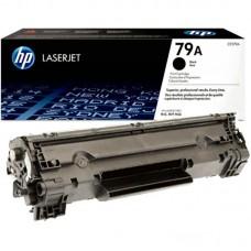 Заправка картриджа HP CF279A